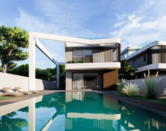 Nissi Residences – Exquisite Modern Villas in the Heart of Ayia Napa