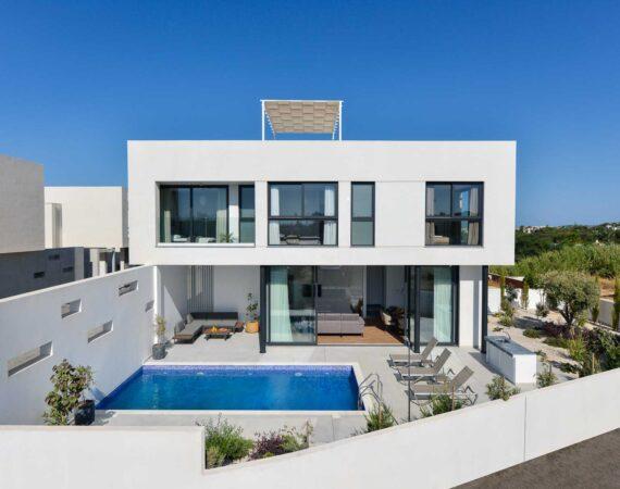 Almaria Residences – Modern Seaside Villas in Protaras