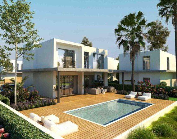 Hestia Seaside Villas – Modern Villas in Protaras