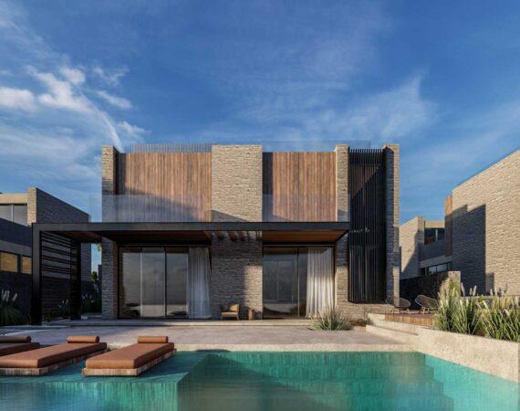 Malama Grand Seafront – Luxury Beachfront Mansions in Protaras