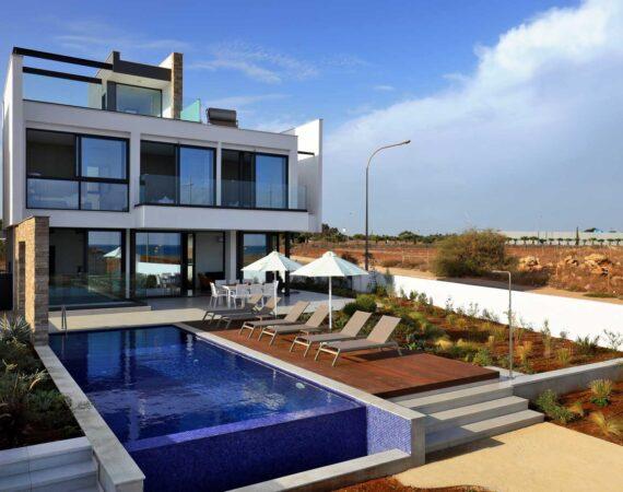 Pliades Seafront Villas – Luxury Frontline Villas in Ayia Napa