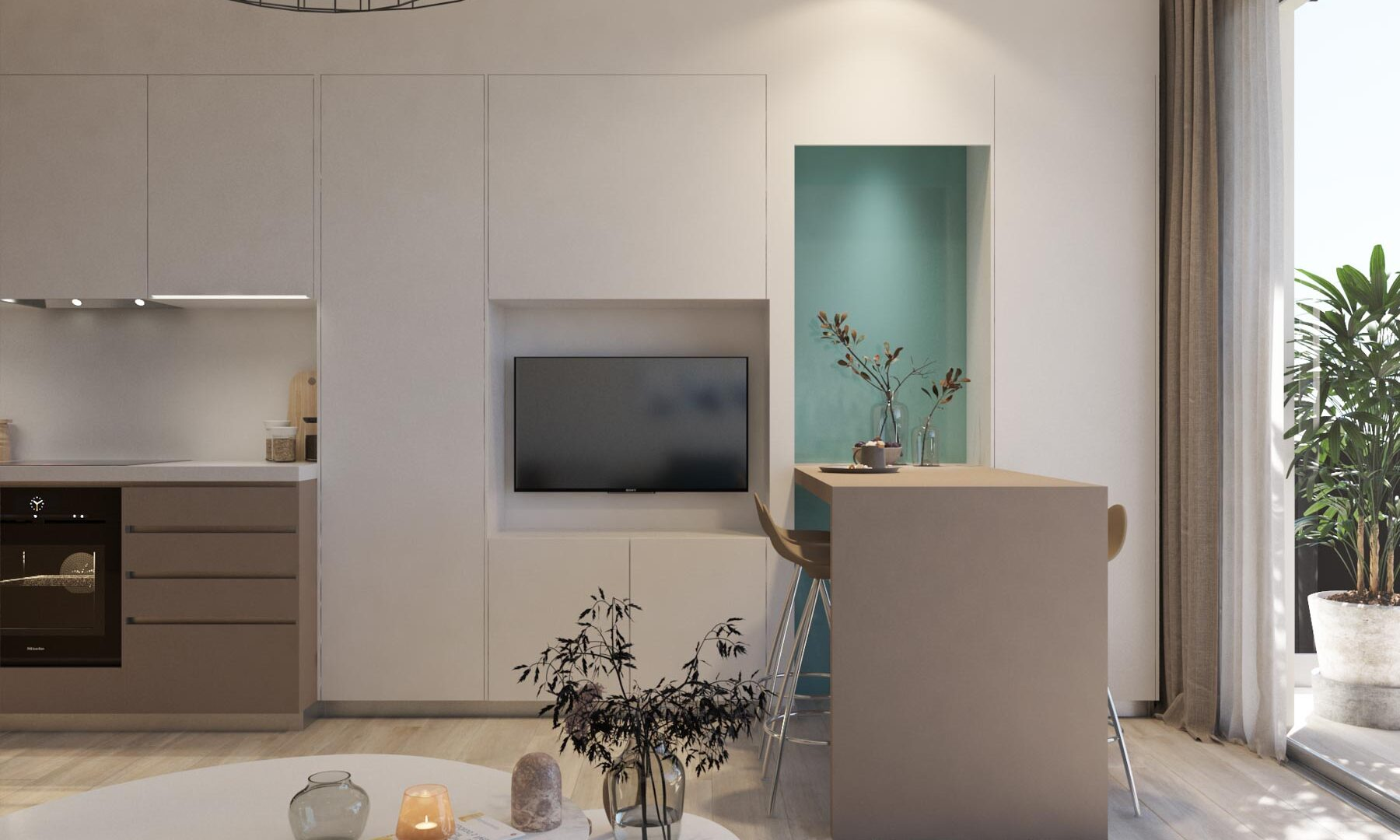 MYTHICAL SPA Apartment Interior (5)